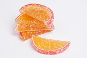 Peach Fruit Slices (5 Pound Case)