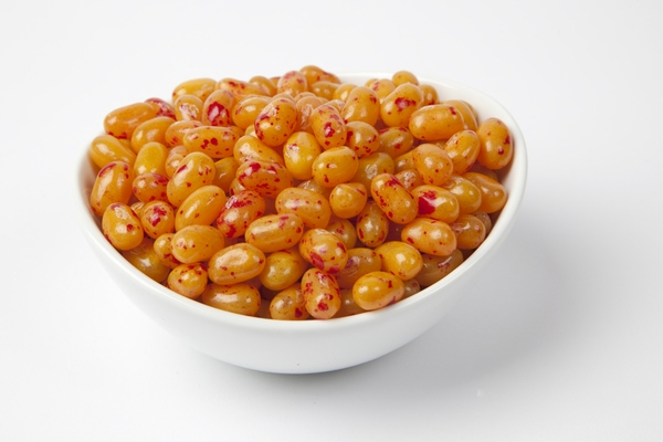 Peach Jelly Belly Jelly Beans (5 Pound Bag) - Orange