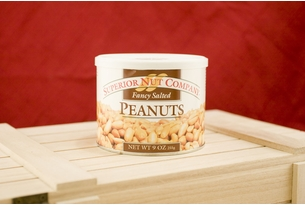 Peanut Canisters