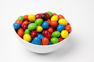 Peanut M&M's Candy (10 Pound Case)