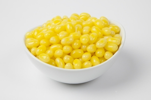 Pina Colada Jelly Belly Jelly Beans (10 Pound Case) - Yellow