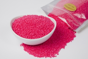 Pink Sprinkles (1 Pound Bag)