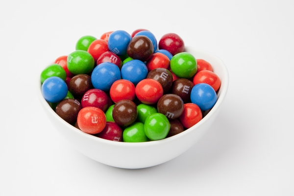 Pretzel M&M's Candy (10 Pound Case)