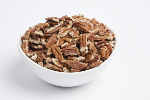 Raw Large Pecan Pieces (10 Pound Bag)