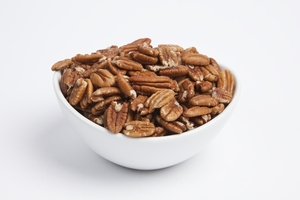 Raw Pecan Toppers (10 Pound Case)
