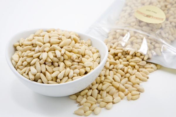 Raw Pine Nuts (8 oz. Bag)