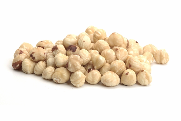 Raw Turkish Hazelnuts (10 lbs case)