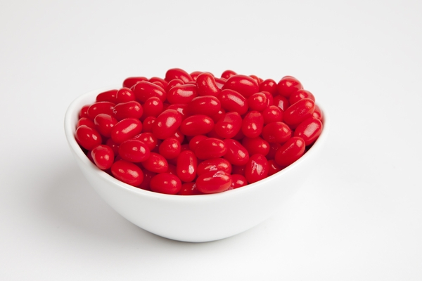 Red Apple Jelly Belly Jelly Beans (5 Pound Bag) - Red
