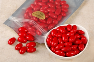 Red Jordan Almonds (1 Pound Bag)
