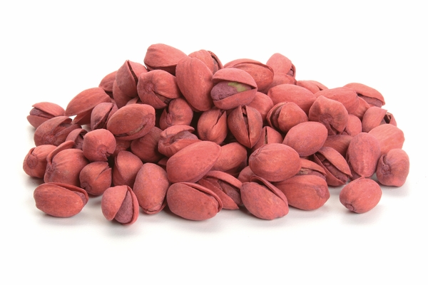 Red Pistachios (5 Pound Bag)