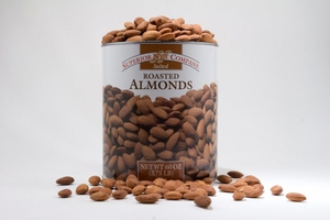 Roasted Almonds (3.75 Pound Can)