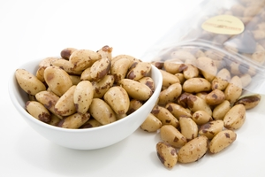 Roasted Brazil Nuts (1 Pound Bag)