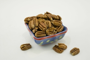 Roasted Mammoth Pecan (3 Pound Bag)