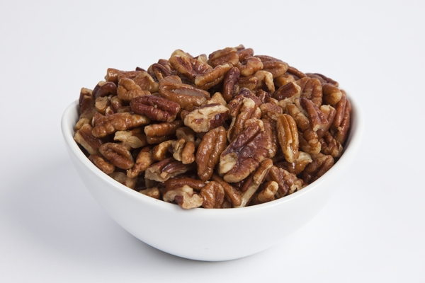 Roasted Pecan Pieces (10 Pound case)