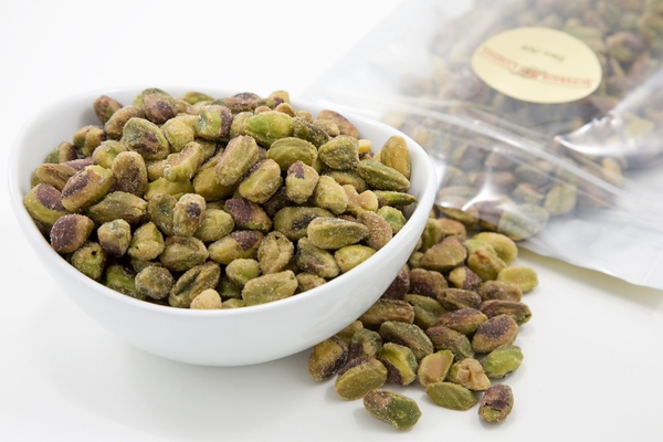 Roasted Pistachio Meats (1 Pound Bag)