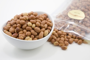 Roasted Spanish Peanuts (1 Pound Bag)