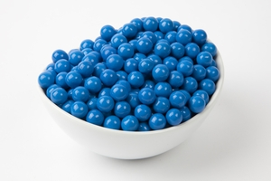 Royal Blue Sixlets (4 Pound Bag)