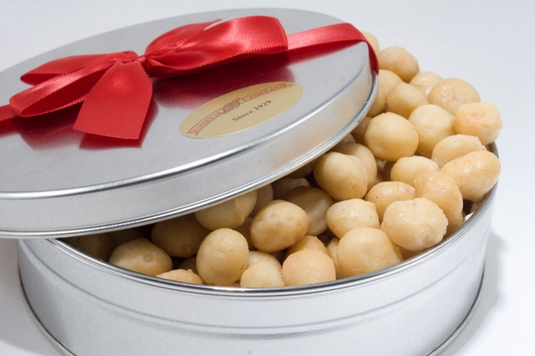 Salted Royal  Whole Macadamias