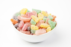 Sour Patch Fruit Mix (10 Pound Case)