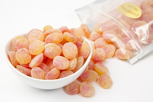 Sour Patch Peaches (1 Pound Bag)