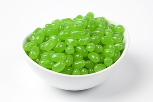 Sunkist Lime Jelly Belly Jelly Beans (10 Pound Case) - Green