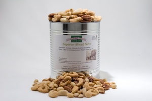 Superior Mixed Nuts (3.75 lbs Can)
