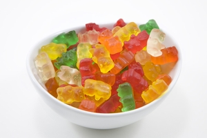 The Original Haribo Gold Gummy Bears (10 Pound Case)