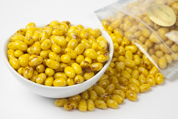 Top Banana Jelly Belly Jelly Beans (1 Pound Bag) - Yellow