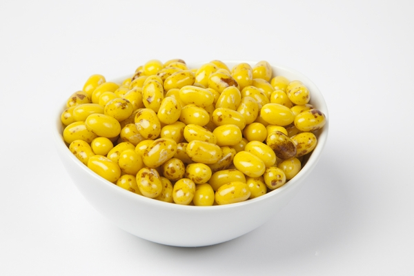 Top Banana Jelly Belly Jelly Beans (10 Pound Case) - Yellow
