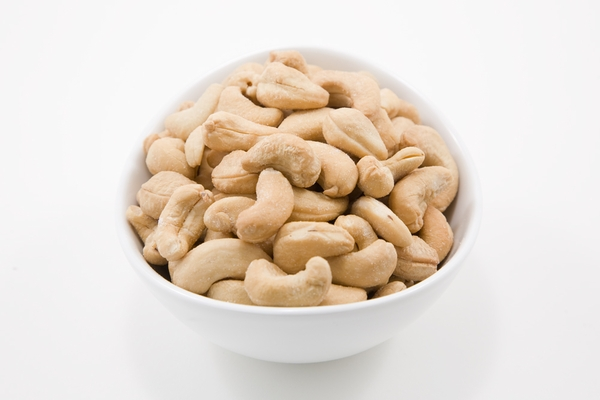 Unsalted Dry Roasted Cashews (10 Pound Case)