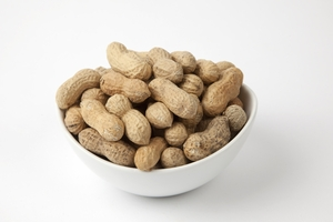 Unsalted In-Shell Peanuts (4 Pound Bag)