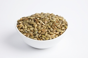 Unsalted Pepita - No Shell Pumpkin Seeds (10 Pound Case)