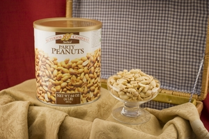 Virginia Party Peanuts (4 Pound Can)