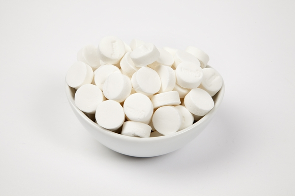 White Peppermint Canada Mints (4 Pound Bag)