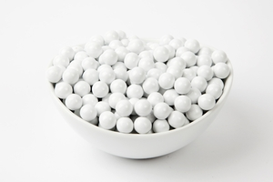 White Sixlets (4 Pound Bag)