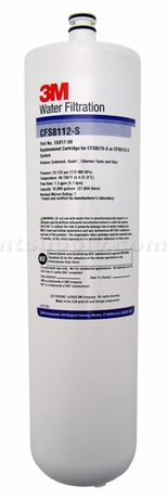 55817-05 / 3M Cuno Aqua Pure CFS8112 Water Filter Cartridge # 5581705