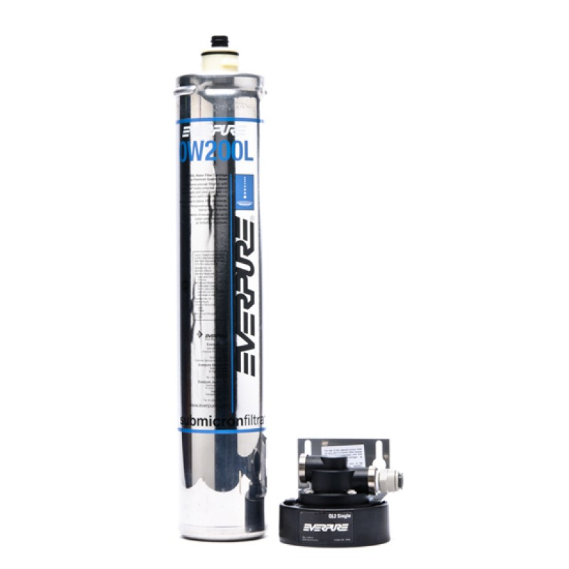 Ev9275 70 Pentair Everpure Ql2 Ow200l Water Filtration