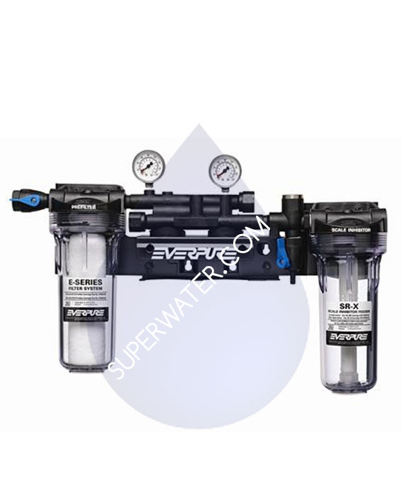Ev9294 02 Everpure High Flow Csr Twin Manifold W 10