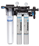 EV9324-22  Everpure Insurice Twin PF-i2000� Water Filtration System # EV932422