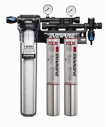 EV9327-12 / Everpure Coldrink-2 7CLM Chloramine Reduction Water Filtration System # EV932712