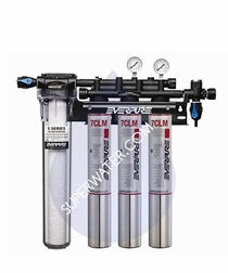 EV9327-13 Pentair Everpure Coldrink-3 7CLM Chloramine Reduction Water Filtration System # EV932713