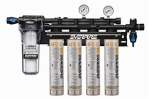 EV9327-44 / Everpure Insurice PF Quad 4FC-S Water Filtration System # EV932744