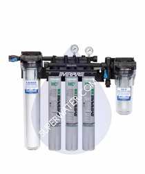 EV9328-06 Pentair Everpure High Flow CSR Triple-MC�  Water Filtration System # EV932806 / EV932805
