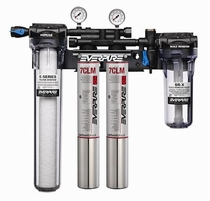 EV9329-52 Pentair Everpure High Flow HF CSR 7CLM Twin Water Filtration System # EV932952