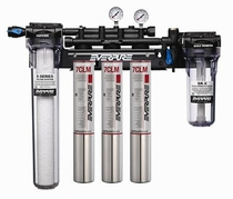 EV9329-53 Pentair Everpure High Flow HF CSR 7CLM Triple Water Filtration System # EV932953
