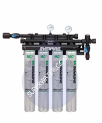 EV9337-11 Pentair Everpure High Flow QC71 Quad-MC� Water Filtration System # EV933711