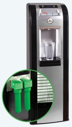 MIR311D / Oasis Mirage BLACK POU Point of Use Inline Water Cooler # MIR311-D