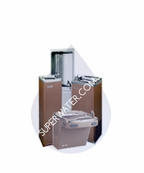 <b>OASIS  / TRI PALM</b>  Barrier-Free Pressure Coolers & Water Fountains