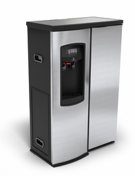 ODYSSEY / Oasis ODYSSEY Series Premium POU Water Cooler w/ Refrigerator # POUSE1SRHS