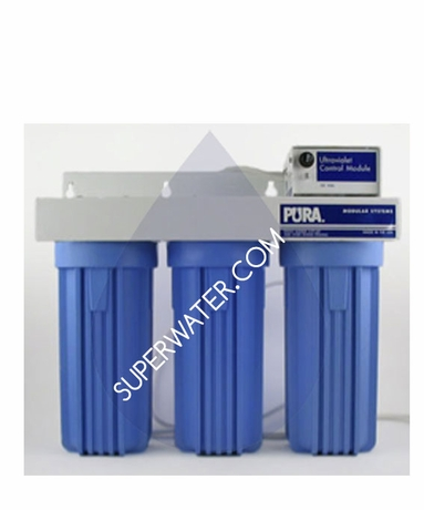 UV-010 / Pura UVB3-EPCB Undersink Drinking Water Purifier # UV010